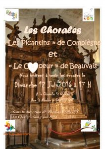 AFFICHE CHORALE 12-06-2016