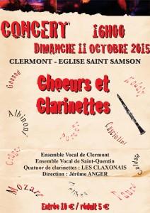 Affiche Clermont