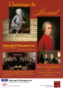 Affiche Concert Annuel