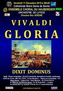 Affiche concert Vivaldi Senlius 11 déc 2015