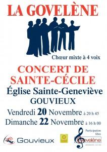 Govelène Ste Cécile 2015