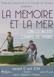 concert 12 avril Verberie