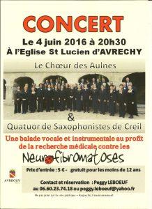 concert Avrechy