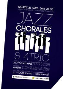 soirée Jazz 23 avril